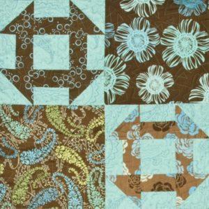 Studio Churn Dash Lap Quilt Pattern (PQ4730i)