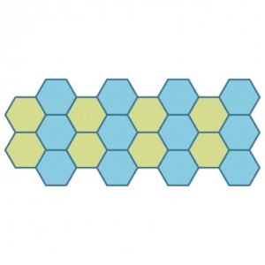 Studio Hexagons-3/4