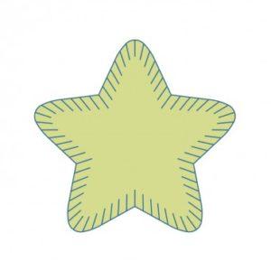 Studio Rag Quilt-Star (Jumbo)-0