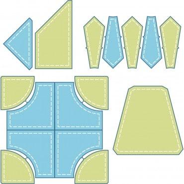 Studio Classic Quilt Assortment #2