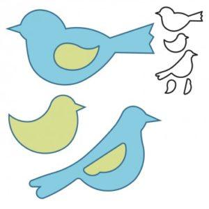 Studio Bird Trio (50435)