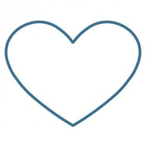 Studio Heart #2 (Clear Cuts) (Large)-0