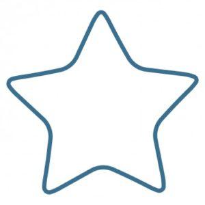 Studio Star #2 (Clear Cuts) (Large)-0