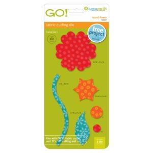 GO! Round Flower (AQ55007)