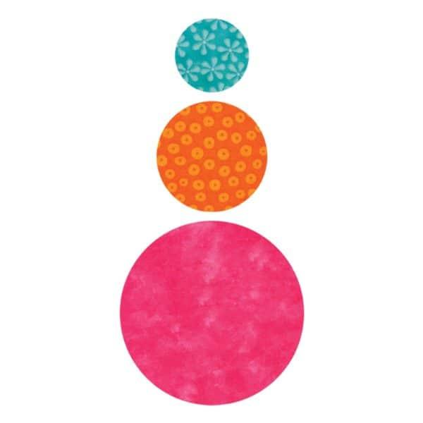 "GO! Circle-2"", 3"", 5"" (AQ55012)"