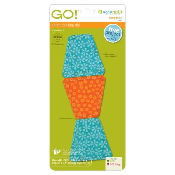 "GO! Tumbler-3 1/2"" (AQ55015)"