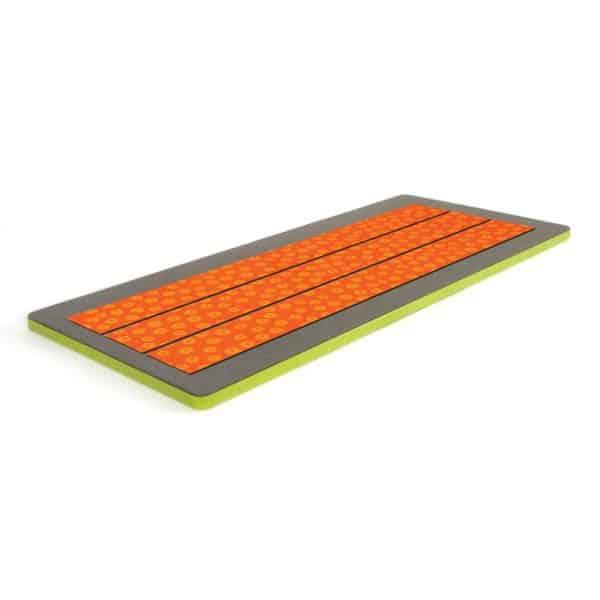 "GO! Strip Cutter- 2 1/2"" (2"" Finished) 3 Strips (AQ55017) - Die Board"