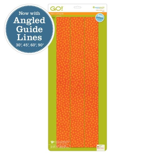 """GO! Strip Cutter-2 1/2"""" (2"""" Finished) 3 Strips-0"""