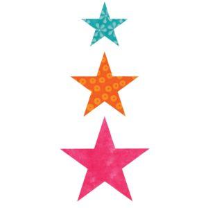 "GO! Star-2"", 3"", 4"" (AQ55028)"