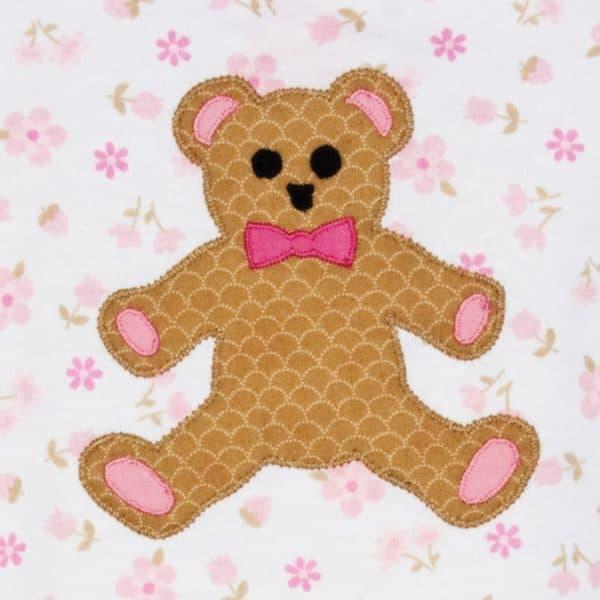 GO! Baby Bear Onsie Pattern