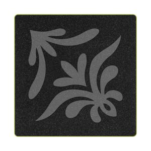 GO! Arabesque #1 by Ricky Tims (AQ55046) - Two Tone Foam