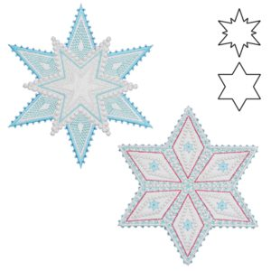 GO! Sparkle Snowflakes by Sarah Vedeler-2485