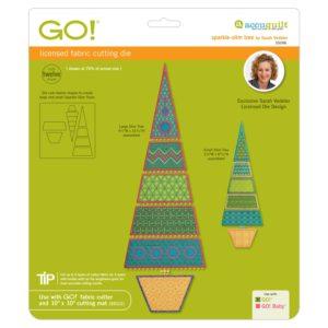 GO! Sparkle Slim Tree by Sarah Vedeler-0