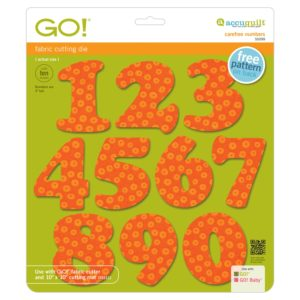 GO! Carefree Numbers (AQ55099)