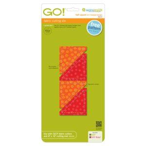 GO! Half Square-2 1/4