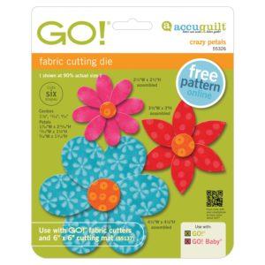 GO! Crazy Petals (AQ55326) - packaging shown