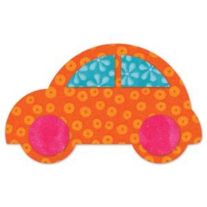 GO! Cute Car (AQ55354) - assembled shapes