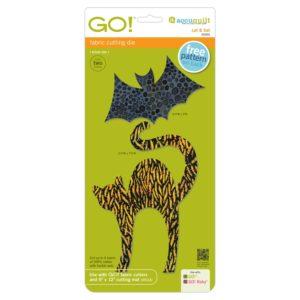 GO! Cat & Bat (AQ55365) - die packaging shown