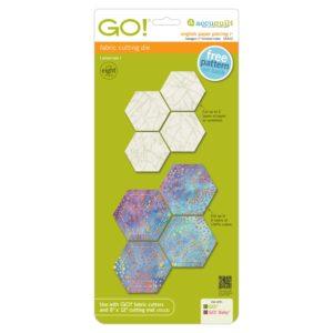 GO! English Paper Piecing Hexagon-1