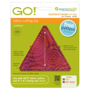GO! Equilateral Triangle-4 1/2