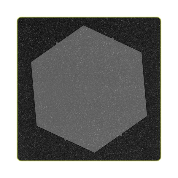 """GO! Hexagon-4 1/2"""" Sides (4 1/4"""" Finished)-1792"""