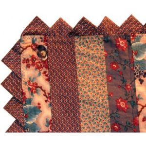 Sample of quilt made using Studio Quick Points
