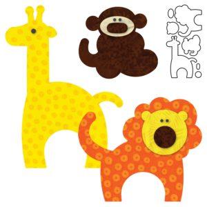 GO! Zoo Animals (AQ55369)