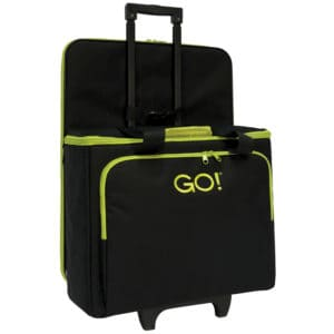 GO! Fabric Cutter Tote & Die Bag (Black)-0