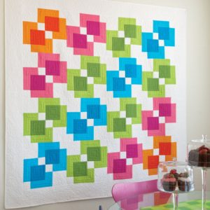 GO! Rectangle Reflection Quilt Pattern-0