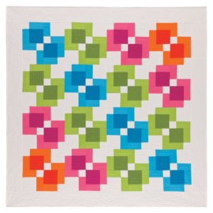 GO! Rectangle Reflection Quilt Pattern-1860