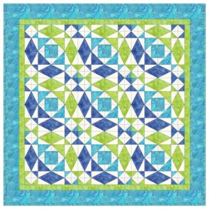 GO! Storm at Sea Quilt Pattern-0