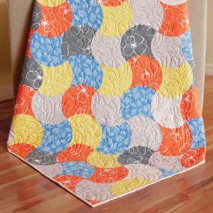 GO! Beachcombing Quilt Pattern-1856