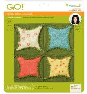 "GO! Rag Circle-6 1/2"" by Heather Banks-0"