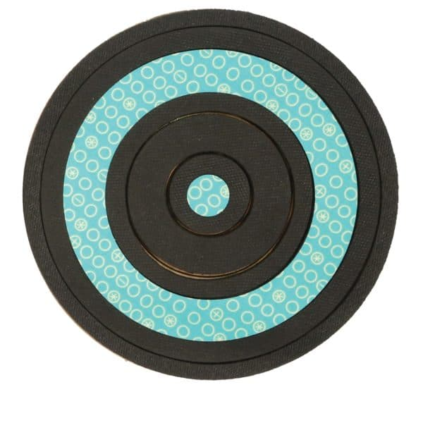 "Bullseye Circles-Odd-1"", 3"", 5"", 7"" for Studio-2776"
