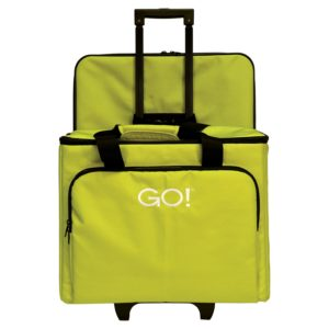 GO! Fabric Cutter Tote & Die Bag (Green)-0