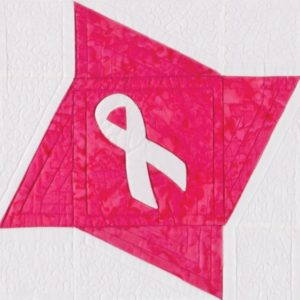 GO! Pink Ribbon Awareness Quilt Pattern-2836