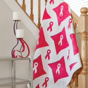 GO! Pink Ribbon Awareness Quilt Pattern-0