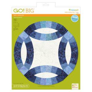 GO! Big Double Wedding Ring-12 1/2