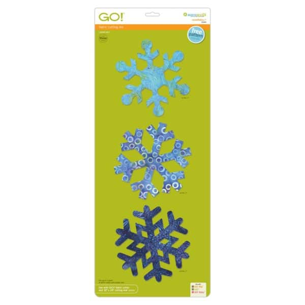 """GO! Snowflakes-7""""-0"""