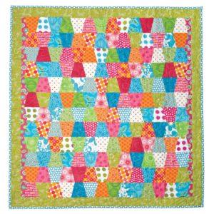 GO! Tumbler Baby Quilt Pattern-3007