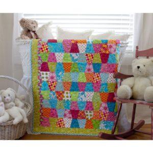 GO! Tumbler Baby Quilt Pattern-0