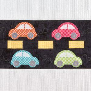 GO! Beep Beep Quilt Pattern-3009