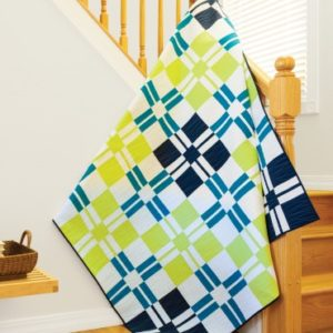 GO! Add It Up Quilt Pattern (Lifestyle)