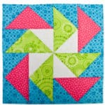 Block of the Month #2 - Dutchman's Puzzle