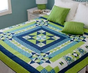 GO! Boxing the Compass Quilt -0
