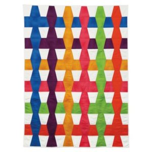 GO! Tumbler Bright Baby Quilt Pattern (whole)