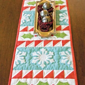 GO! Holidays to GO! Wall Hanging / Table Runner Pattern