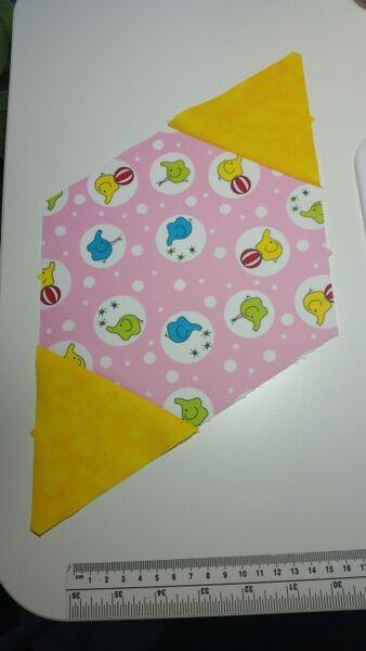 Image 3 (Hexagon Cushion)