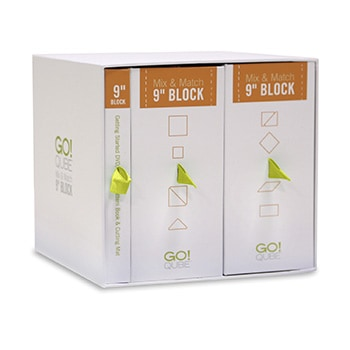 """GO! Qube Mix and Match 9"""" Block Self-Storage System"""