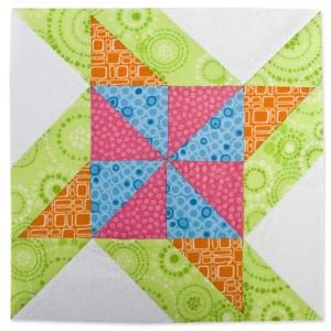 Block of the Month #6 - Magic Triangles